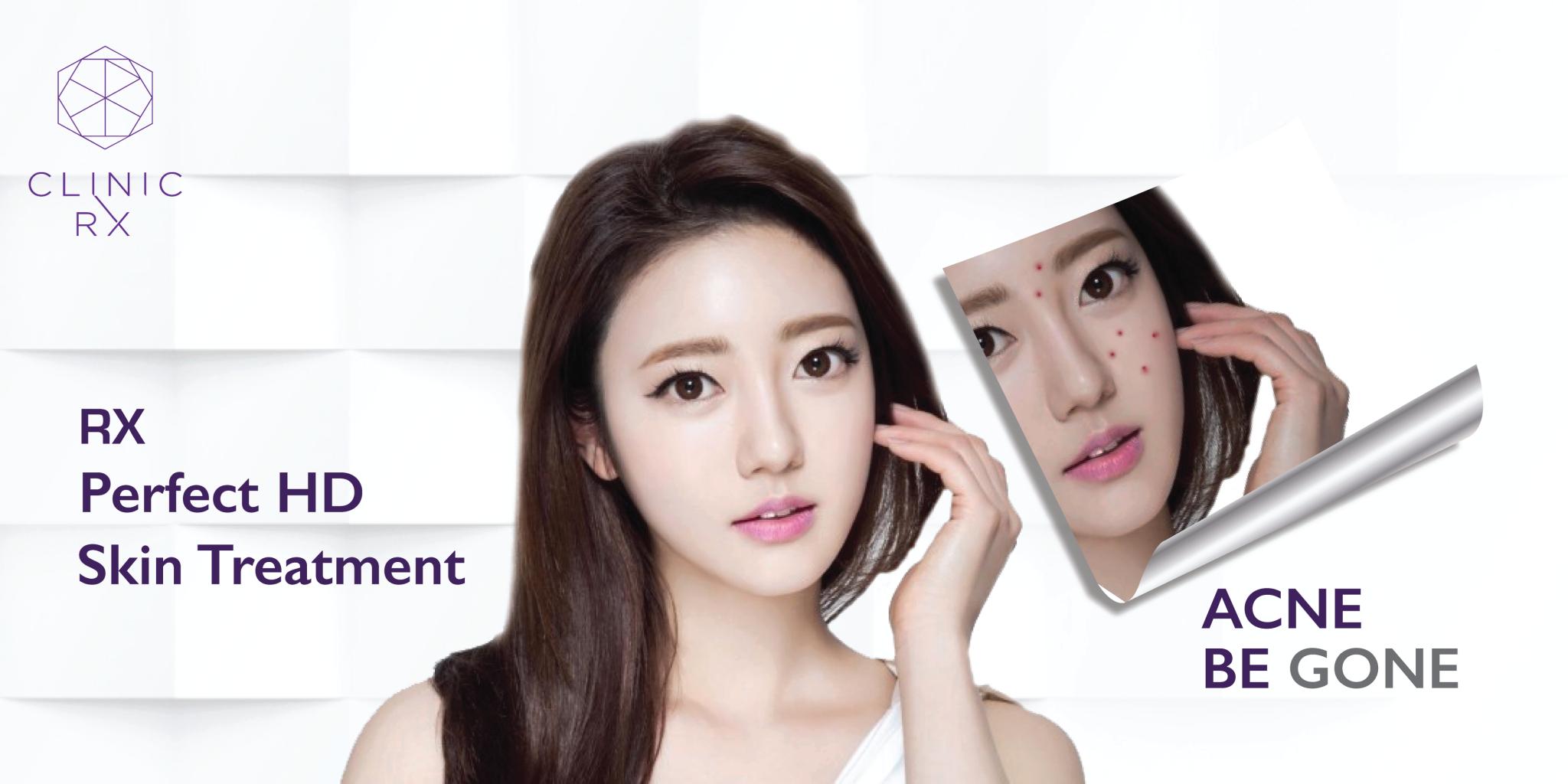 korean skincare acne scars?