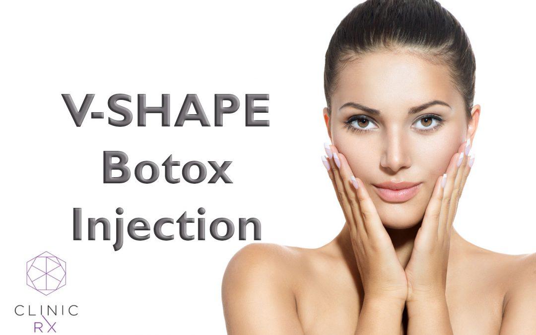 V Shape Botox Injection Clinic Rx